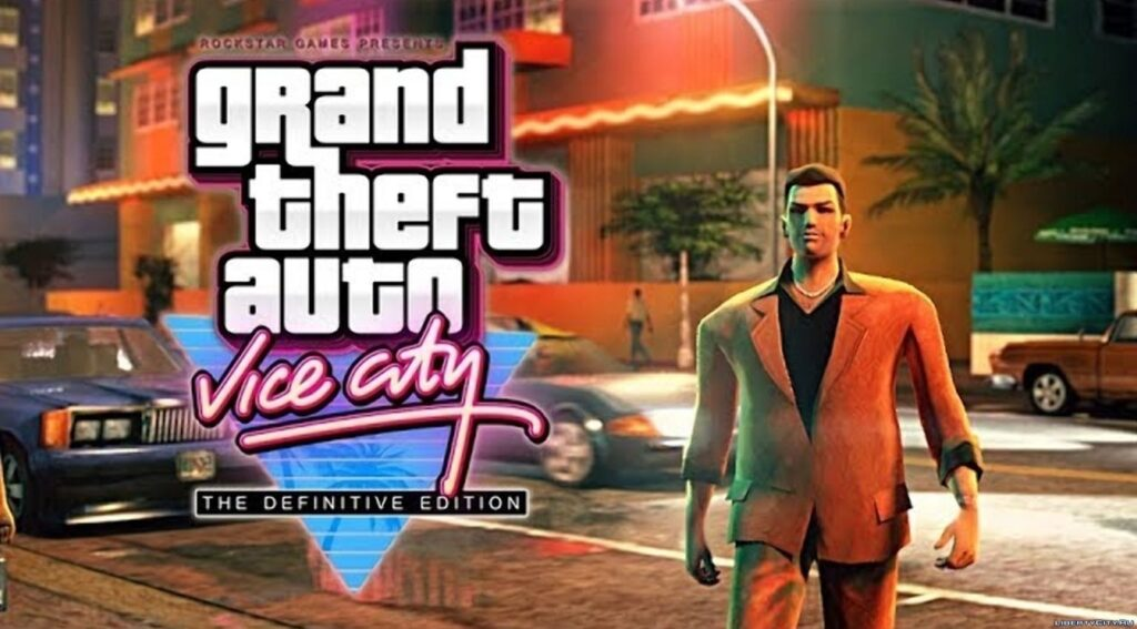 Gaming Guruji Blog : Grand Theft Auto GTA Vice City APK and Data (New Working) download for Android