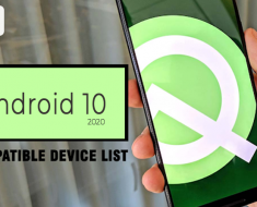 Android-10-compatible-devices-list