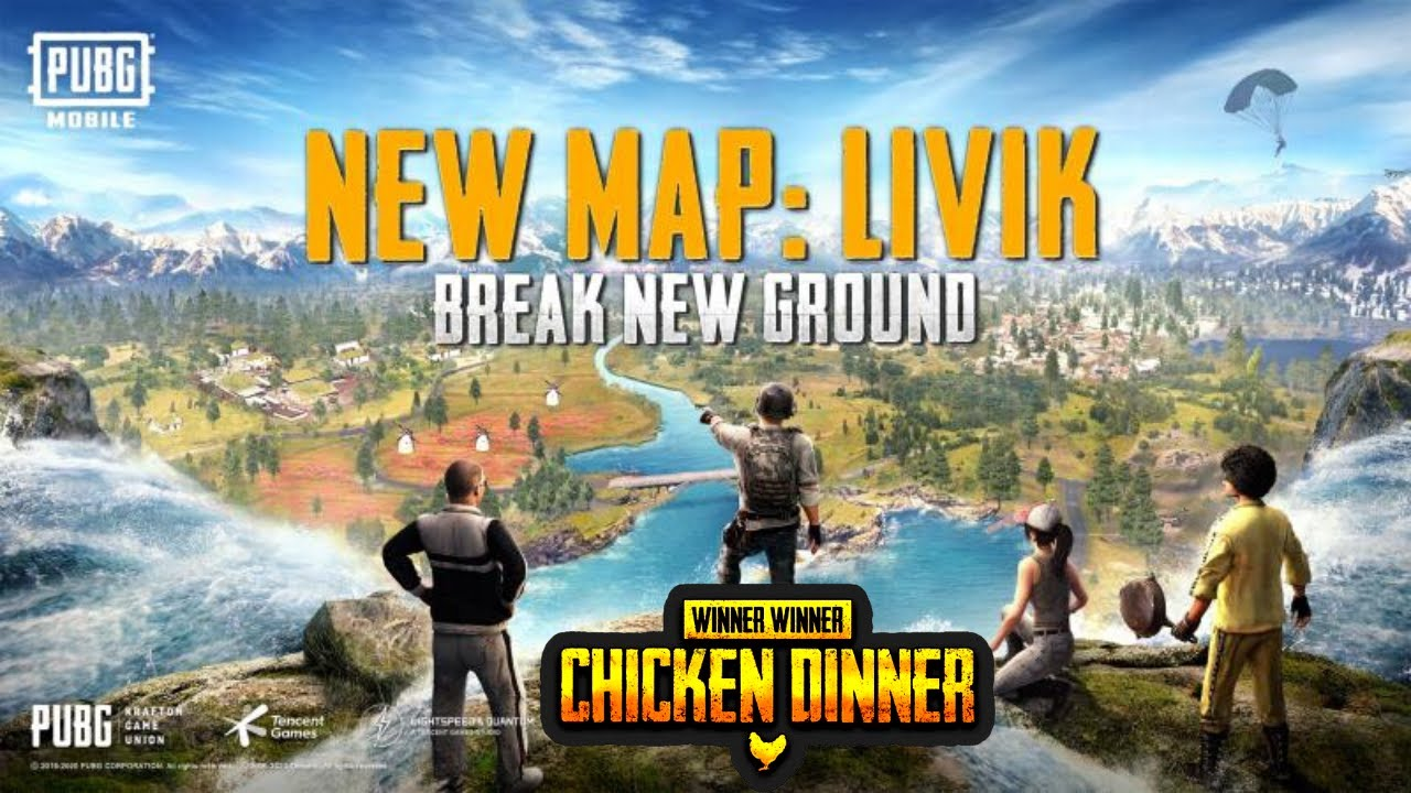 PUBG MOBILE v0.19.0 APK Update to Download Latest LIVIK Map, Weapon Match, Event Mode