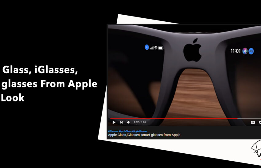 Apple-Glass,-iGlasses,-Smart-glasses-From-Apple---First--Look
