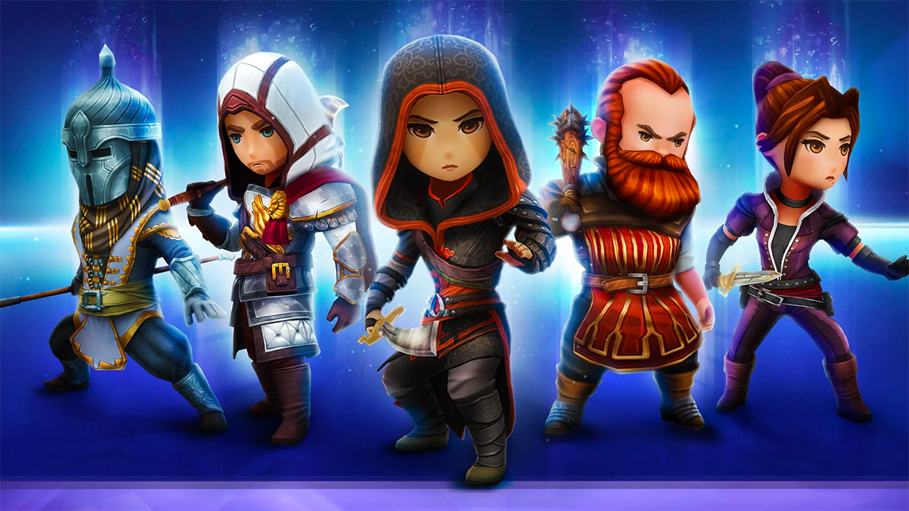 Download Assassins Creed Rebellions - For Android Devices/Mobiles/Phones