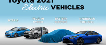 Toyota Coming with 3 new Electric Vehicles in the US market - Check the Photos and Details