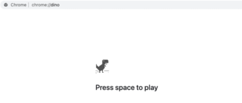 How To Hack Dinosaur Game On Google Chrome? Quick Browser Hack.