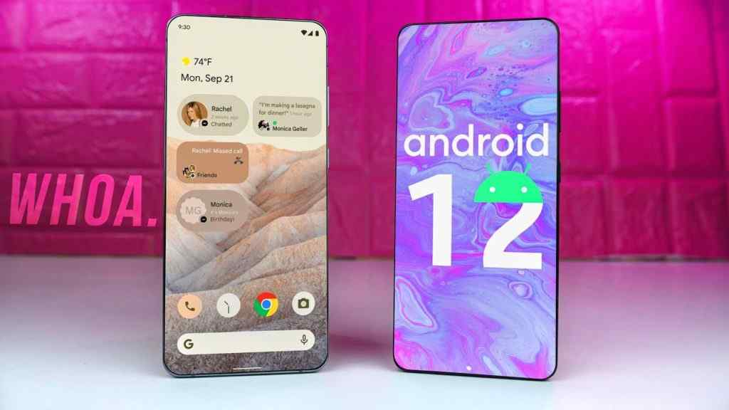 Android 12 devices   Compatible Phones/Mobiles/Devices List